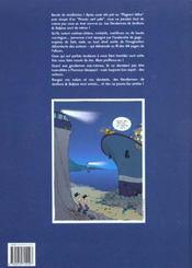 Les gendarmes t.3 ; radar-dare ! - 4ème de couverture - Format classique