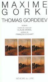 Thomas Gordéiev - Intérieur - Format classique
