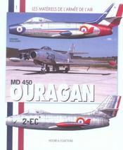 MD 450 ; l'ouragan - Intérieur - Format classique