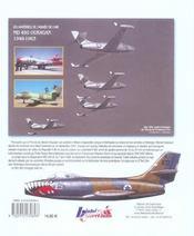 MD 450 ; l'ouragan - 4ème de couverture - Format classique