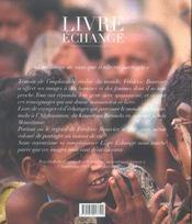 Livre Echange - 4ème de couverture - Format classique