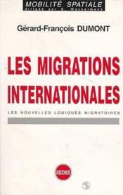 Vente  Les Migrations Internationnales  - Dumont