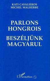 Parlons Hongrois - Couverture - Format classique
