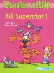 Boule et Bill ; Bill superstar ! - Intérieur - Format classique