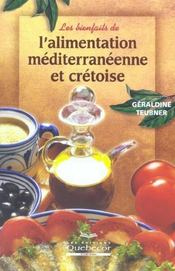 Les bienfaits de l'alimentation mediterraneenne et cretoise - Intérieur - Format classique