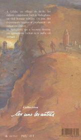 La Maltagliato - 4ème de couverture - Format classique