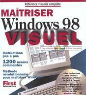 Maitriser Windows 98 (+cd Rom) - Intérieur - Format classique