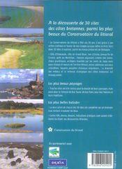La Bretagne entre terre et mer - 4ème de couverture - Format classique