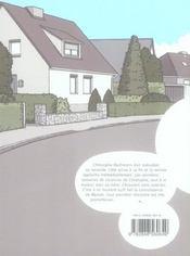 Un Ete Calme - 4ème de couverture - Format classique