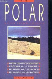 Polar 11 - Couverture - Format classique