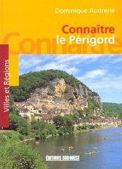 Aed Connaitre Le Perigord - Intérieur - Format classique