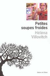 Petites soupes froides - Intérieur - Format classique