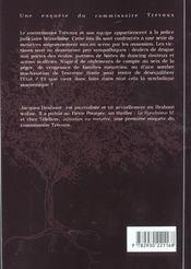 Vitriol - 4ème de couverture - Format classique