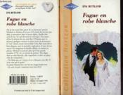 Fugue En Robe Blanche - The Wedding Trap - Couverture - Format classique