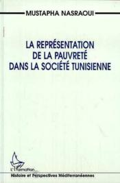 Representation De La Pauvrete Dans La Societe Tunisien - Couverture - Format classique