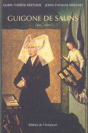 Guigone De Salins 1403-1470 - Intérieur - Format classique