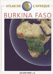 Burkina Faso ; atlas de l'Afrique - Couverture - Format classique