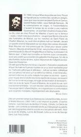 A La Recherche De Marcel Proust - 4ème de couverture - Format classique
