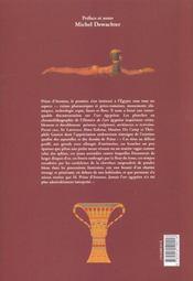 L'Art Egyptien - 4ème de couverture - Format classique