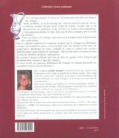 Le vinaigre produit miracle - 4ème de couverture - Format classique