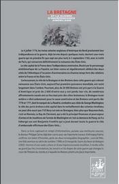 La Bretagne Et La Guerre D'Independance Americaine - 4ème de couverture - Format classique