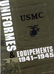 Uniformes et équipements, 1941-45 - Intérieur - Format classique