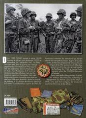 Uniformes et équipements, 1941-45 - 4ème de couverture - Format classique