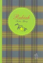 Rubiah - Intérieur - Format classique