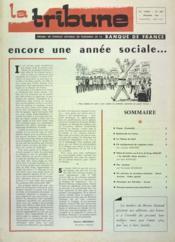 Tribune (La) N°403 du 01/12/1963 - Couverture - Format classique