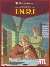 Le triangle secret - I.N.R.I. t.2 ; la liste rouge - Couverture - Format classique