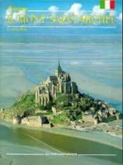 Aimer Le Mont-Saint-Michel - Couverture - Format classique