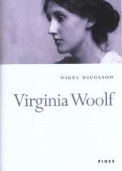 Virginia woolf - Couverture - Format classique