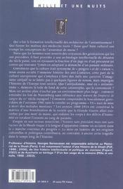 Europe Une Passion Genocidaire - 4ème de couverture - Format classique