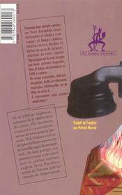 De Bons Presages - 4ème de couverture - Format classique