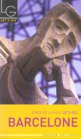 *Barcelone* (édition 2005) - Intérieur - Format classique