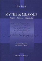 Mythe Et Musique - Couverture - Format classique