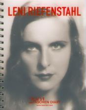 Dr-01 Leni Riefenstahl 2001 - Couverture - Format classique