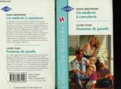 Un Medecin A Convaincre Suivi De Promesse De Poaradis (Just What The Doctor Ordered - A Hero'S Homecoming) - Couverture - Format classique