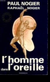 L'Homme Dans L'Oreille. - Couverture - Format classique