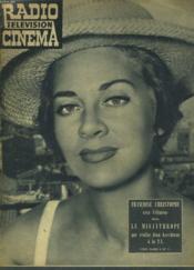 Radio Television Cinema - N°506 - Couverture - Format classique