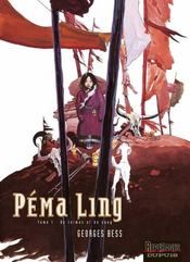 Pema Ling t.1 ; de larmes et de sang - Intérieur - Format classique