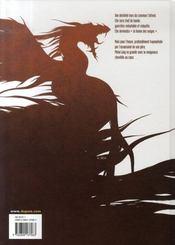 Pema Ling t.1 ; de larmes et de sang - 4ème de couverture - Format classique