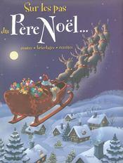 Sur les pas du Père Noël... - Intérieur - Format classique