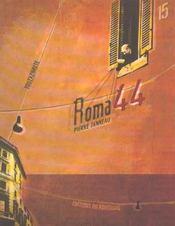 Roma 44 - Intérieur - Format classique