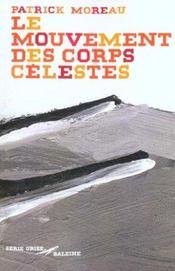 Le Mouvement Des Corps Celestes - Intérieur - Format classique