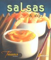 Salsas Et Dips - Intérieur - Format classique