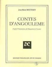 Contes d'angouleme - Couverture - Format classique