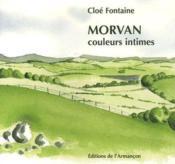 Morvan - Couleurs Intime - Couverture - Format classique