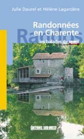 Randonnees en charente - Couverture - Format classique