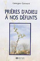 Prieres D'Adieu A Nos Defunts - Couverture - Format classique